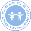 Kids go Free Icon