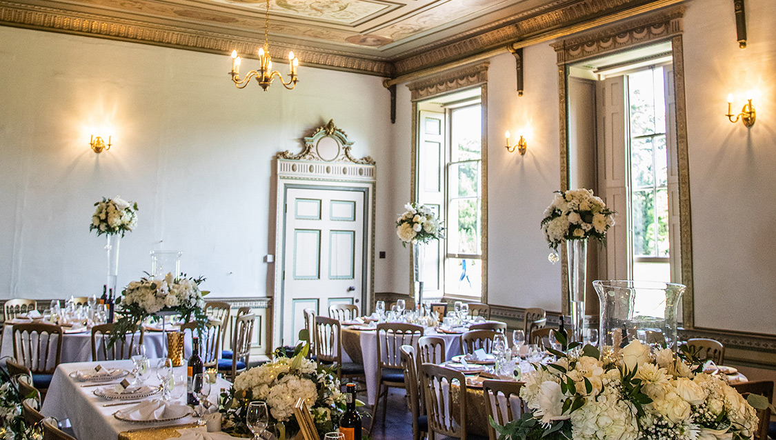 Delapré Abbey. Photo: Sky Photography UK