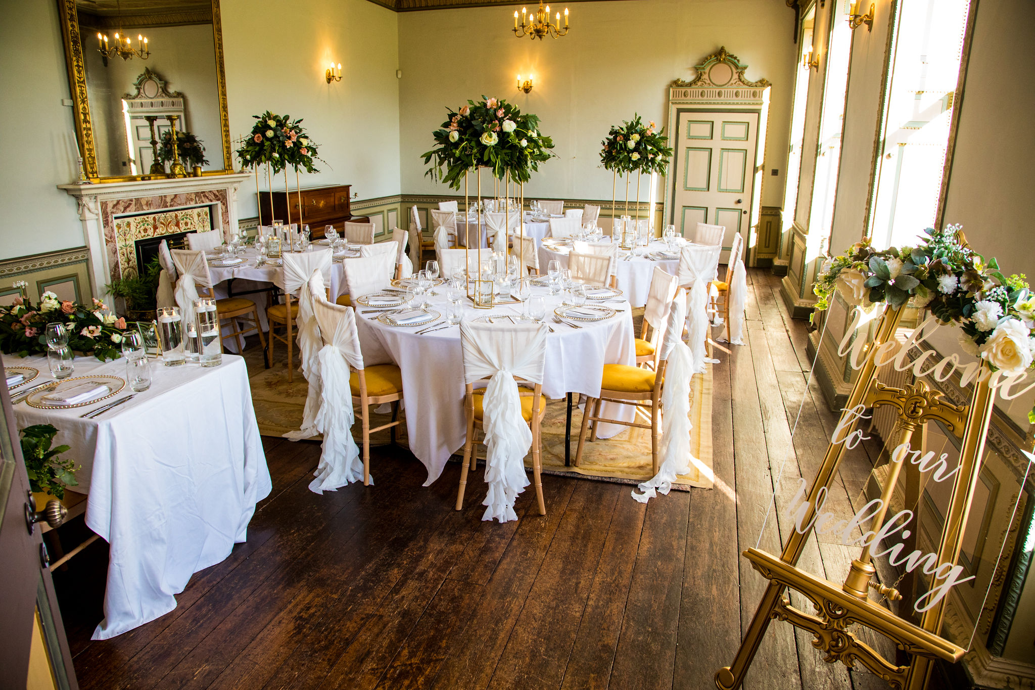 Delapre Abbey Wedding